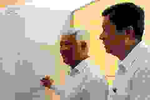 Phó Chủ tịch Quốc hội kiểm tra công tác bầu cử tại ĐBSCL
