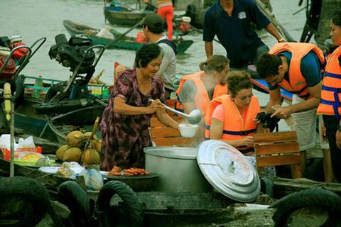 Chợ nổi Cái Răng được công nhận di sản văn hóa phi vật thể