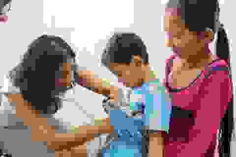 Cần Thơ: Trẻ em bị dị tật bẩm sinh được bác sĩ Hoa Kỳ phẫu thuật miễn phí