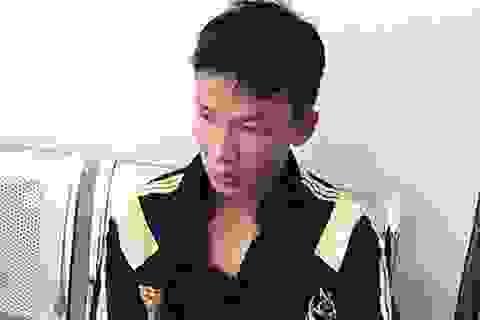 Lừa lấy xe máy ở Thanh Hóa, bị CSGT Hà Nội bắt giữ