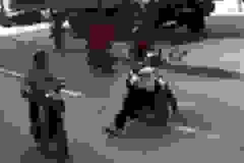 Hà Nội: Tông cụ già tử vong, rồ ga bỏ chạy khỏi hiện trường