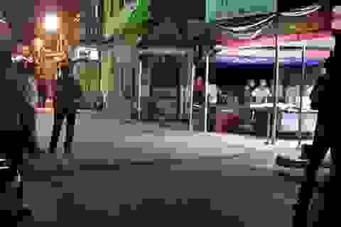 Hà Nội: Người đàn ông dùng dao đoạt mạng quản lý chợ tạm