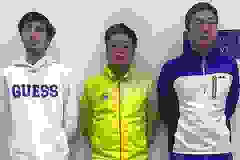 Nhóm người Hàn Quốc làm thẻ ngân hàng giả để chiếm đoạt tiền