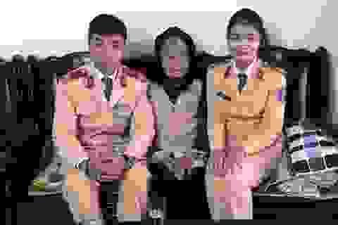 Hà Nội: Cụ già đi lạc chỉ muốn được đưa vào chùa