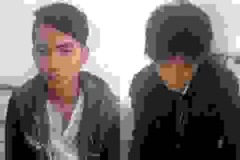 Hà Nội: Bộ đôi 9X rủ nhau đi cướp vì… quá đói