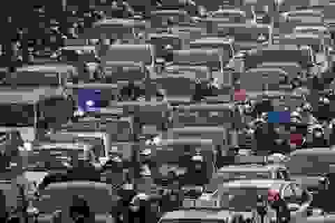 Hà Nội cấm xe tải vào nội thành dịp Tết Nguyên đán