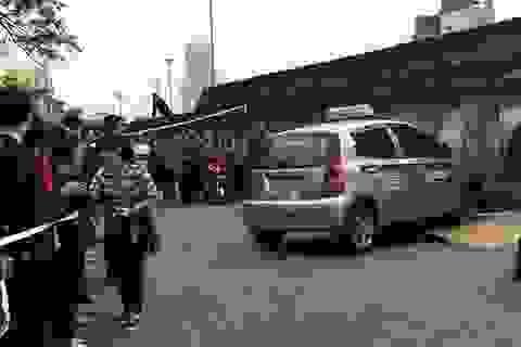 Hà Nội: Người điều khiển xe taxi đâm hai bà cháu ra trình diện