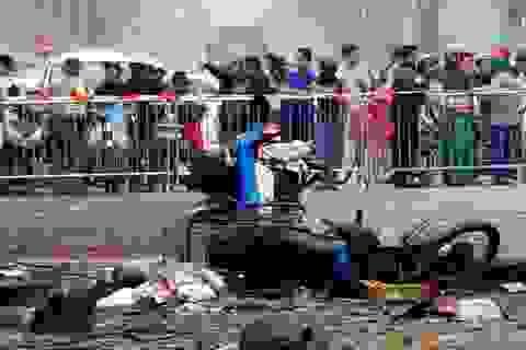 Cảnh sát truy nguồn gốc vật nổ trong vụ nổ kinh hoàng ở Hà Đông