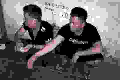 Hà Nội: Lợi dụng chở theo con nhỏ để vận chuyển ma túy
