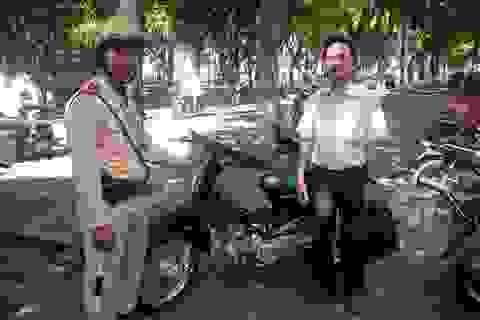 Hà Nội: Liên tiếp phát hiện xe gian, trả lại cho người mất cắp