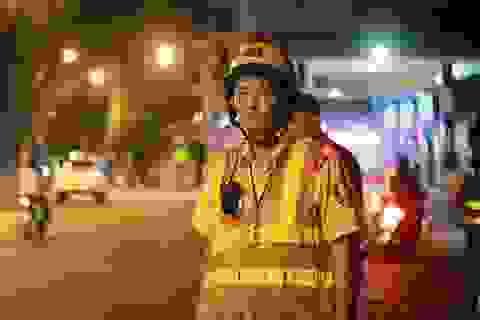 141 Hà Nội đeo camera giám sát trên ngực