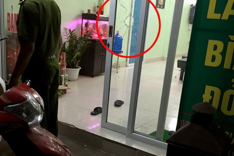 Hà Nội: Đối tượng nổ súng vào tiệm cầm đồ sa lưới