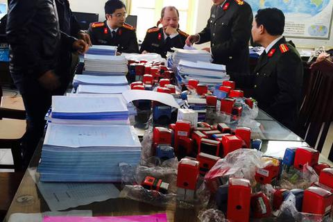 Hà Nội: Phá đường dây mua bán hóa đơn khống trên 1.000 tỷ đồng