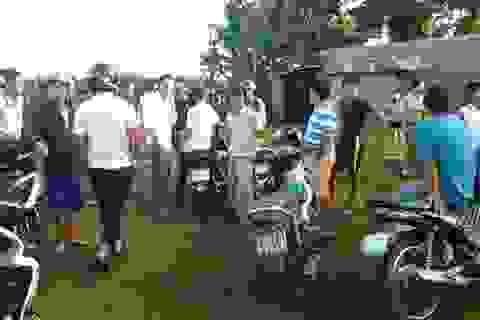 Vợ hung thủ chém 7 người thương vong hoảng sợ đi khỏi địa phương