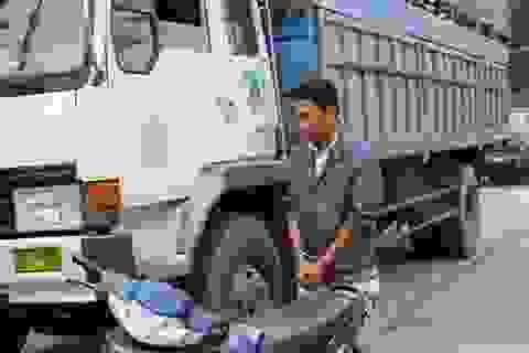 Bắt khẩn cấp tài xế gây tai nạn chết người rồi nhấn ga bỏ chạy