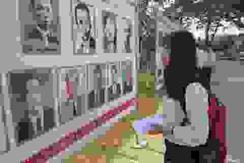 """Triển lãm ảnh """"Đảng Cộng sản Việt Nam, 86 mùa Xuân – 12 kỳ Đại hội"""""""