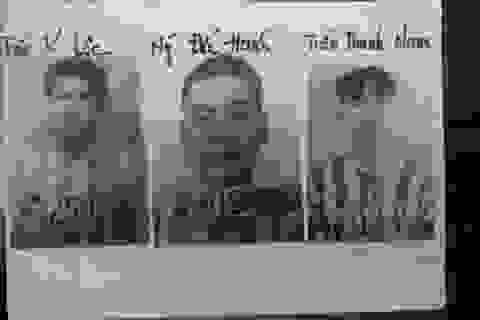 Bắt được phạm nhân vượt ngục chuẩn bị trốn sang Campuchia