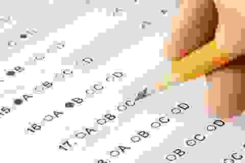 Kỳ thi SAT của Mỹ sẽ thay đổi từ tháng 3/2016