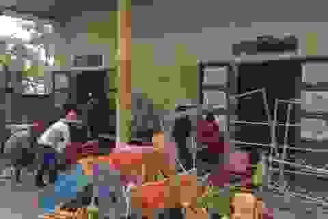 Nhiều trường học ở miền Trung thiệt hại nặng nề sau lũ