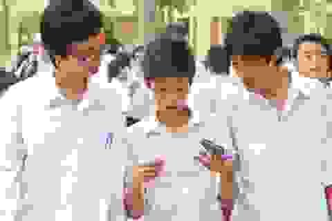 Tổ chức thi HS giỏi quốc gia vào tháng 1/2017