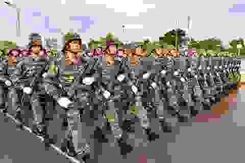 Hà Nội: 3 vạn người diễu binh, diễu hành dịp Quốc khánh