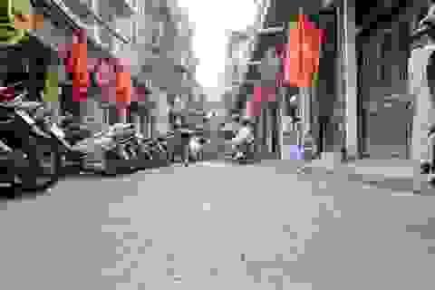 Chính thức xin dừng đề xuất lát đá 11 tuyến phố cổ Hà Nội