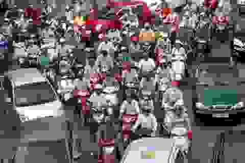 Hà Nội ủng hộ tạm dừng thu phí bảo trì đường bộ với mô tô