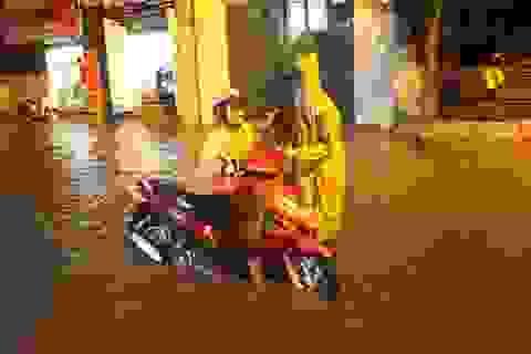 Hà Nội hạn chế tối đa ngập úng nếu mưa lớn dịp Quốc khánh