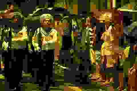 """Trung tướng Võ Văn Tuấn: """"Dù mưa kế hoạch diễu binh vẫn không thay đổi"""""""