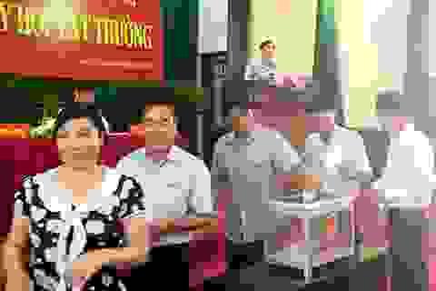 Hà Nội bổ nhiệm hàng loạt lãnh đạo quận huyện