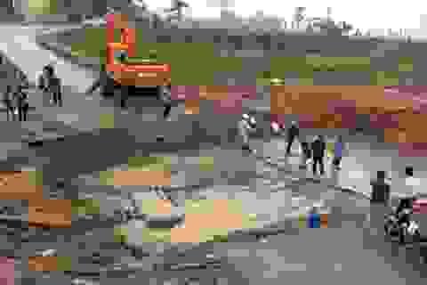 Hà Nội yêu cầu Vinaconex báo cáo tình trạng vỡ đường ống nước sạch sông Đà