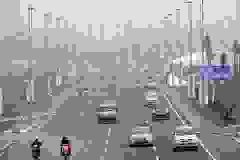 Hai phương án làm đường Thanh Niên nối cầu Nhật Tân