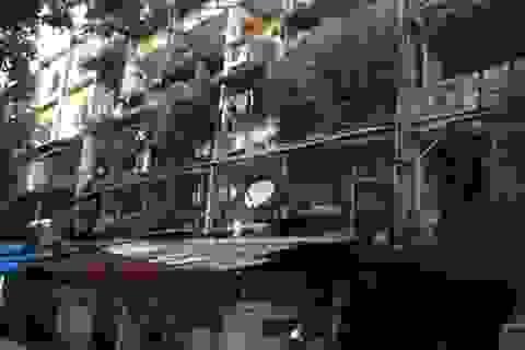 Hà Nội mới cải tạo được gần 1% chung cư cũ