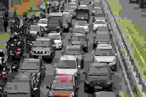 2016, Hà Nội sẽ không để ùn tắc giao thông quá 30 phút?