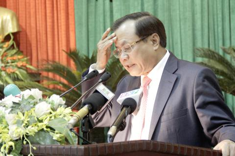 Ông Phạm Quang Nghị mong sớm có người về làm Bí thư Hà Nội