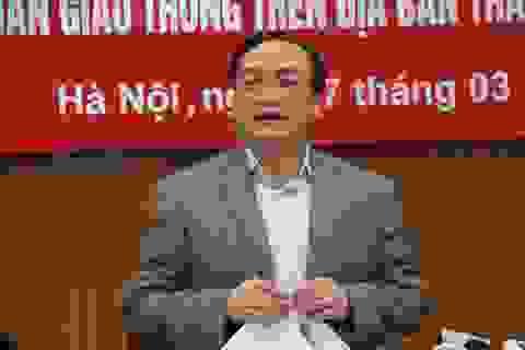 Bí thư Hoàng Trung Hải: Giao thông Hà Nội đang ở mức... nước sôi!