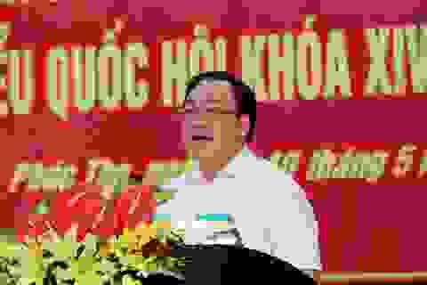 Bí thư Hà Nội cam kết đẩy mạnh chống tham nhũng, tiêu cực