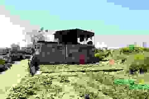 Hà Nội: Dân đua nhau xây nhà trái phép để chiếm đất