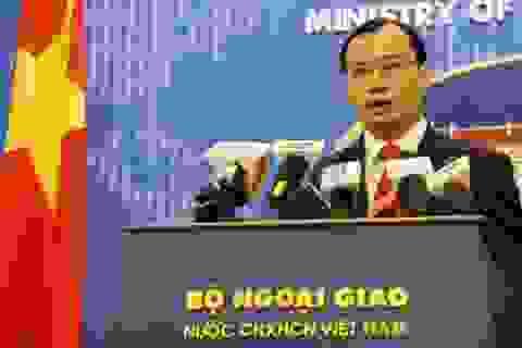 """""""Tôi tin quan điểm của Việt Nam về Biển Đông sẽ được nêu tại Shangri-La"""""""
