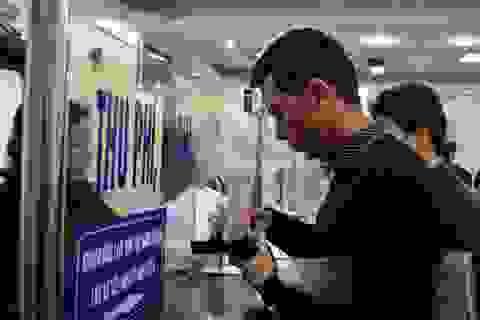 Hà Nội cấp đổi giấy phép lái xe tại trụ sở từng cơ quan, đơn vị