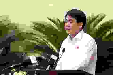 """Chủ tịch Hà Nội: """"Lãnh đạo thành phố rất run khi người dân ở chung cư cũ nát"""""""