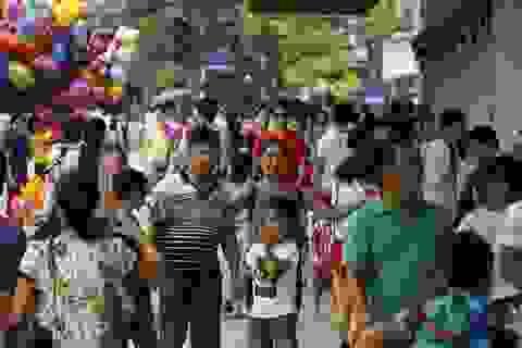 Hà Nội chưa đồng ý mở rộng phố đi bộ trong phố cổ