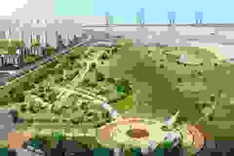 Hà Nội lập quy hoạch dọc hai bên bờ sông Hồng