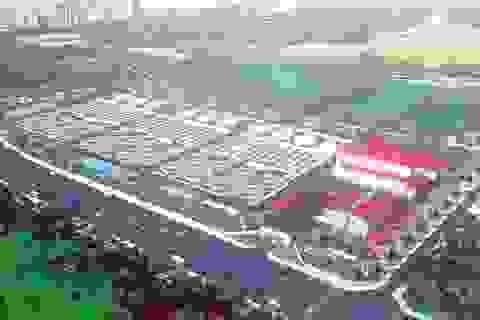 """Hệ thống xử lý nước thải 800 triệu USD sẽ """"hồi sinh"""" sông Tô Lịch?"""