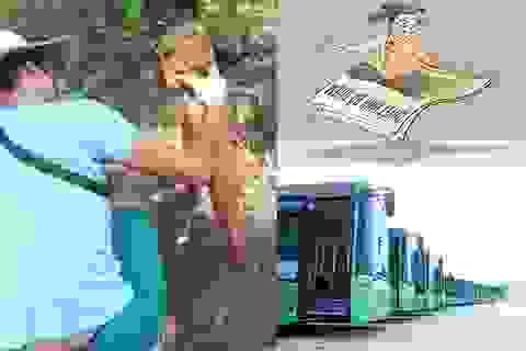 """9X được bổ nhiệm """"thần tốc"""" và thanh niên bạo hành bé trai Campuchia"""