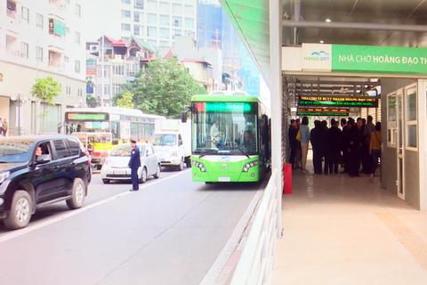 Yêu cầu Công an Hà Nội thắt chặt an ninh, an toàn cho tuyến buýt nhanh