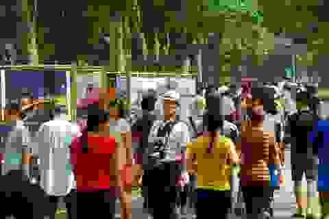 Khuyến cáo công dân Thủ đô không ăn mặc hở hang, nói tục nơi công cộng