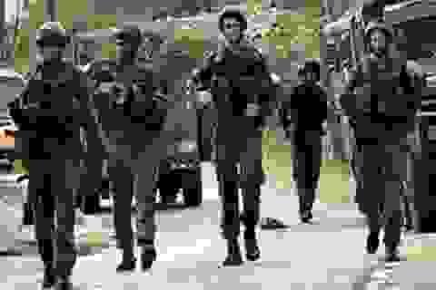Israel bất ngờ tập trận quy mô lớn