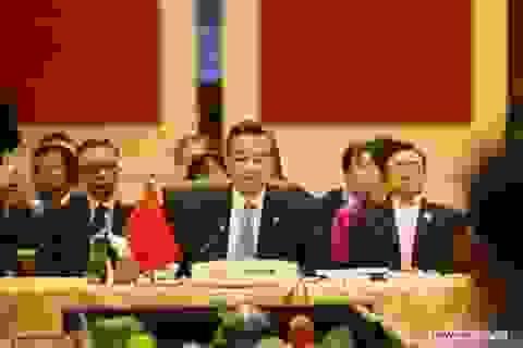"""Trung Quốc lại """"tố ngược"""" Philippines và Nhật Bản"""