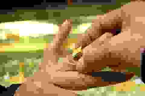 Thị trường vàng trầm lắng quanh mức 42,1 triệu đồng/lượng